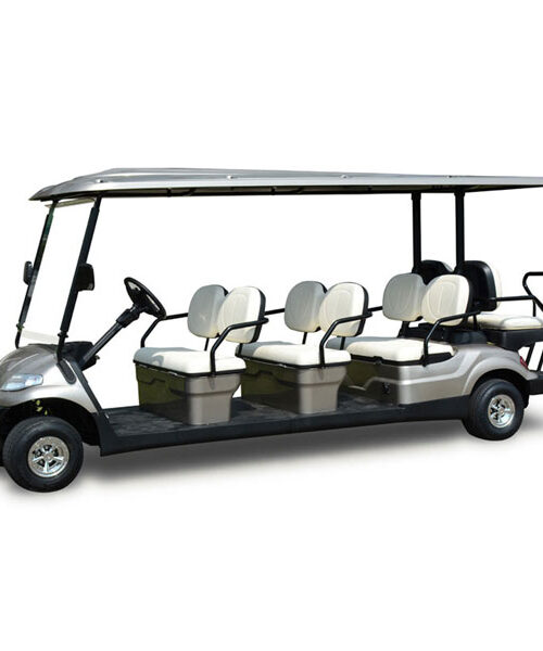 Xe ô tô điện du lịch 8 chỗ LT-A627.6+2 LVTONG