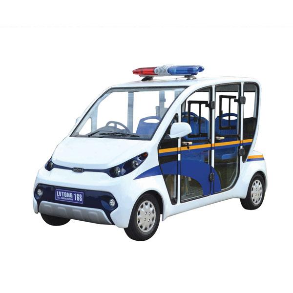 Xe điện cảnh sát 4 chỗ LT-S4.PAF LVTONG