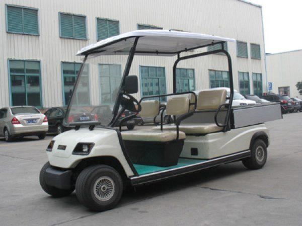 Xe điện chở hàng 4 chỗ thùng lửng LT-A4.H2