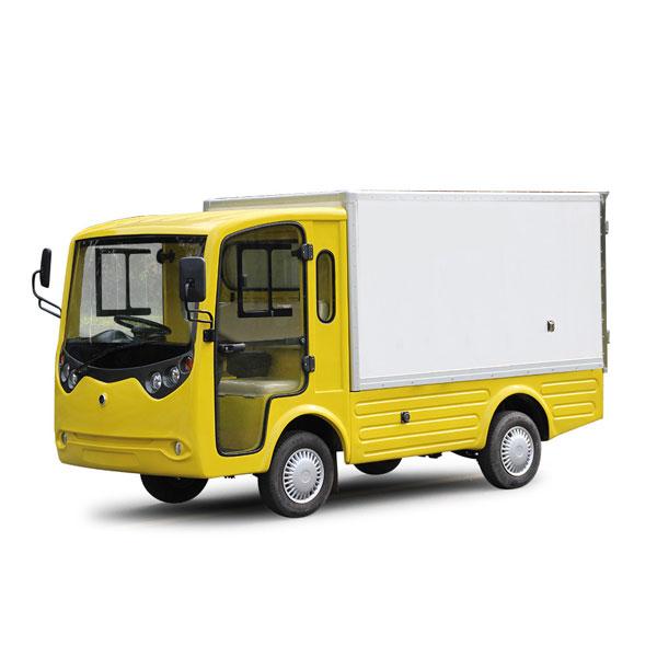 Xe điện chở hàng thùng kín 2 chỗ LT-S2.B.HX