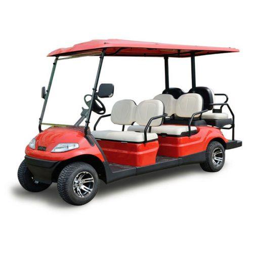 Xe điện sân Golf 6 chỗ LT-A627.4+2