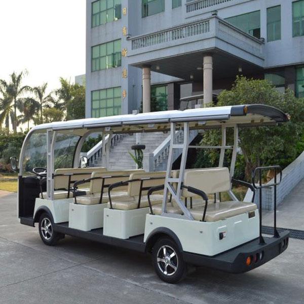 Xe buýt điện 14 chỗ LT-S14 tiết kiệm điện năng