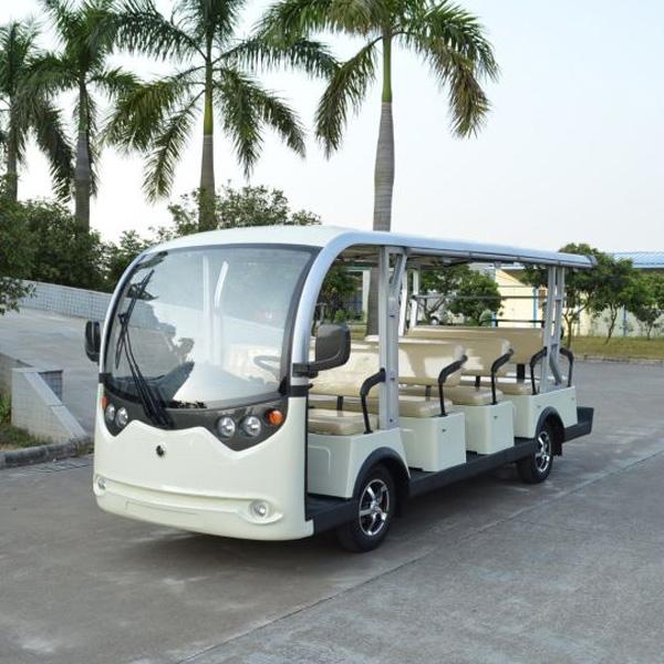 Xe buýt điện 14 chỗ LT-S14 vô cùng tiện lợi
