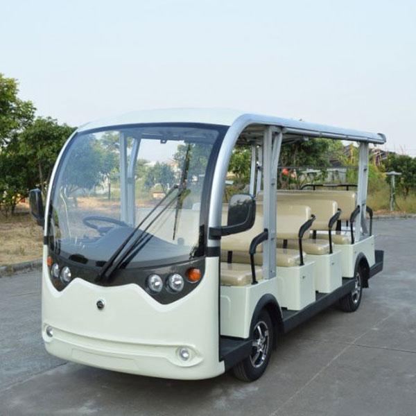 Xe buýt điện 8 chỗ LT-S8 rất thân thiện môi trường