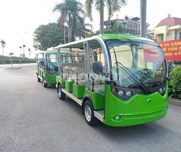 Xe buýt điện LT-S11 kết cấu tinh gọn, hiện đại