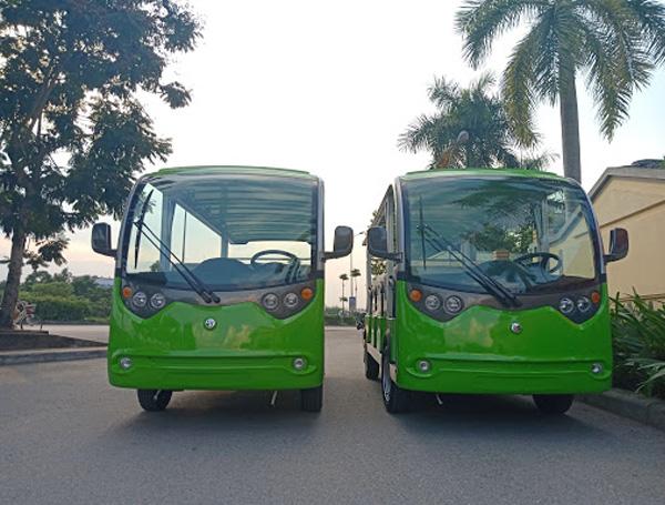 Xe buýt điện du lịch Model LT-S11 đẳng cấp