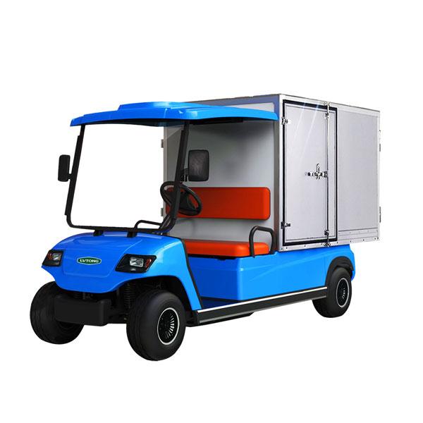 xe điện chở hàng thùng kín LT-A2.GC