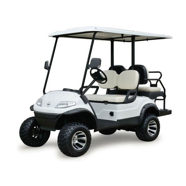 xe điện sân golf dáng cao LT-A627.2+2G