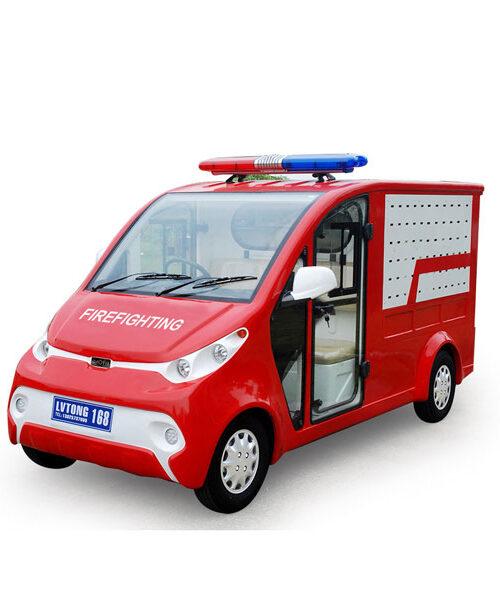 xe điện cảnh sát 2 chỗ LT-S2XF