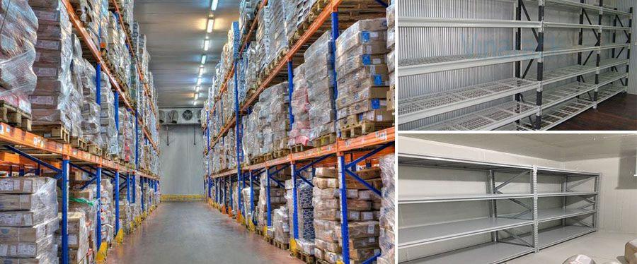 3 loại kệ chứa hàng kho công nghiệp