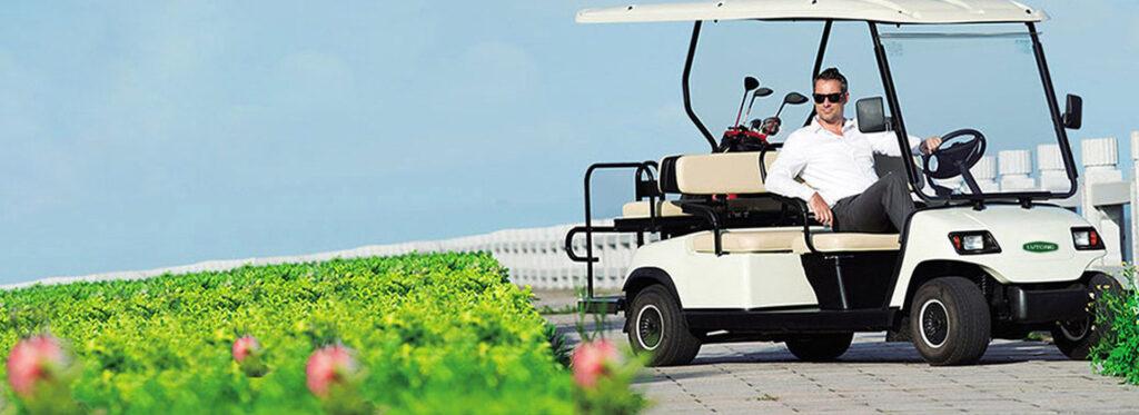 xe xe điện sân golf phúc thành