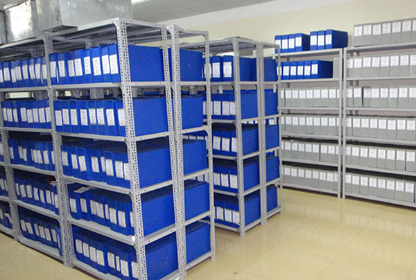 Kệ kho hàng chứa hồ sơ tại Đồng Nai