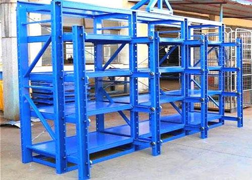 Kệ khuôn công nghiệp tải trọng 9000kg/tầng