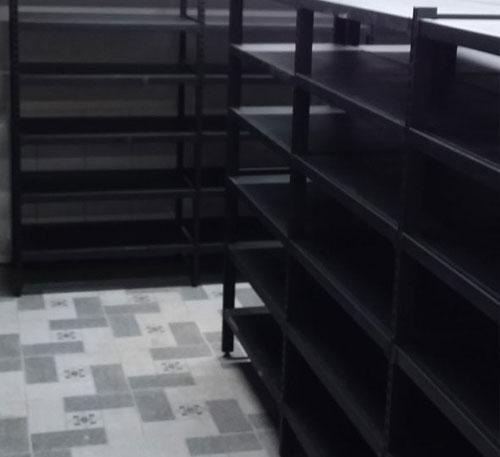 Mẫu kệ kho hàng trung tải nhiều tầng liên hoàn