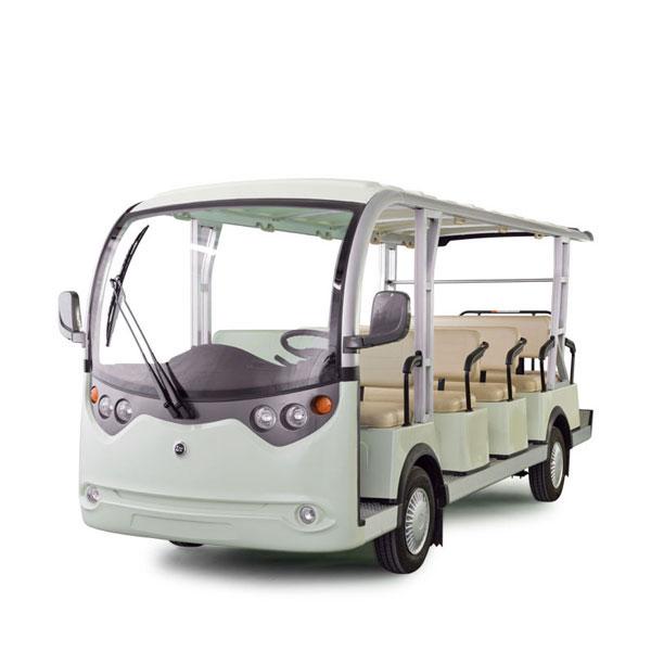 Xe bus điện thân thiện môi trường