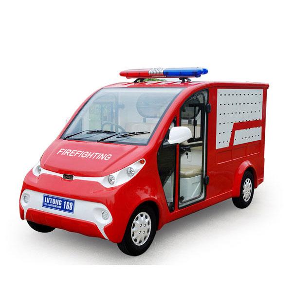 Xe cảnh sát Model LT-S2.XF