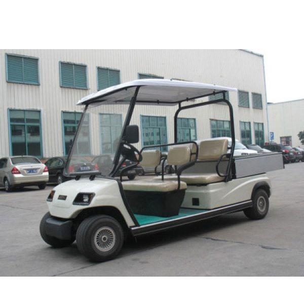 Xe điện chuyên dụng tiết kiệm nhiên liệu