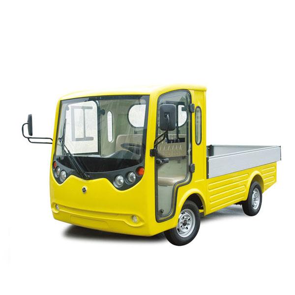 Xe điện chuyên dùng trong vận tải hàng hóa