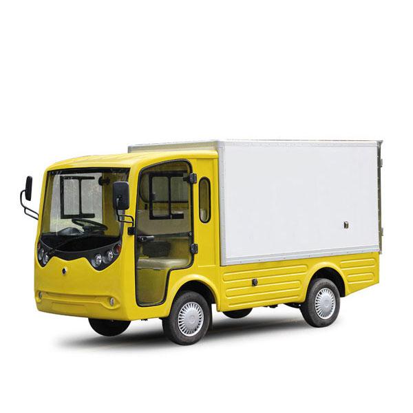 Xe điện chuyên dụng cho vận tải hàng hóa