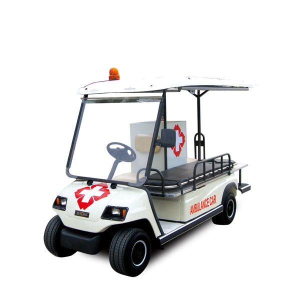 Xe điện chuyên ngành - Xe cứu thương