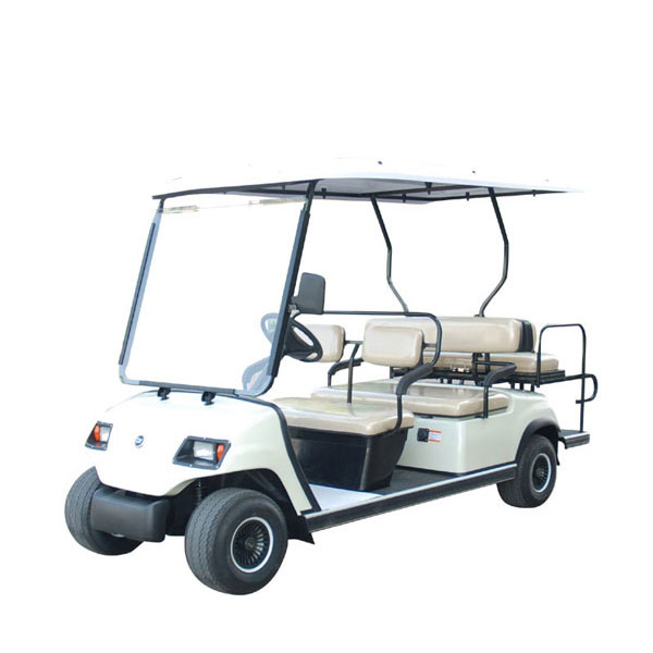 Xe điện kiểu dáng A 6Seater dùng cho sân golf