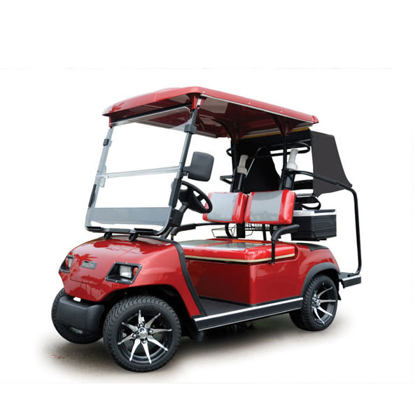 Xe điện kiểu dáng A LT-A2 dùng cho sân Golf