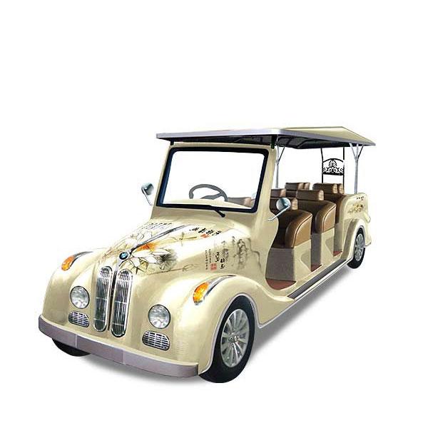 Xe điện kiểu dáng cổ Model LT-S8.FB