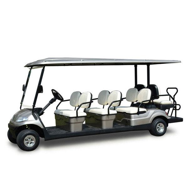 Xe điện ô tô du lịch 8 chỗ