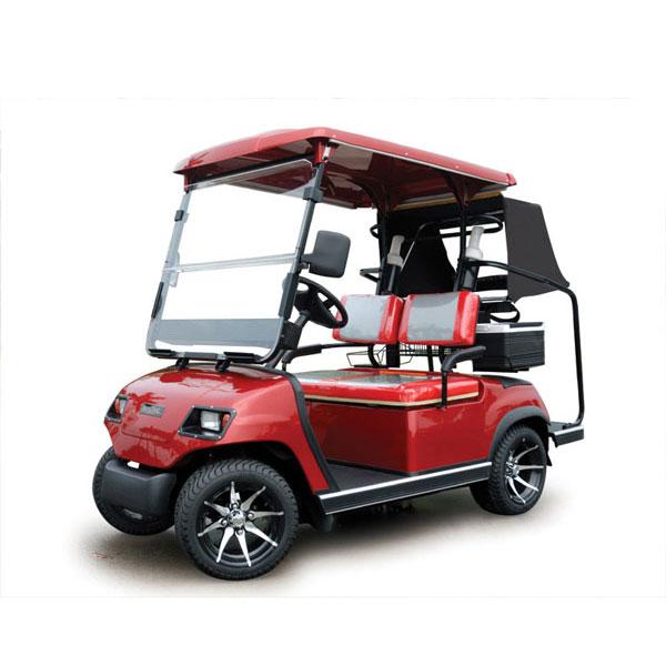 Xe điện sân Golf độc đáo