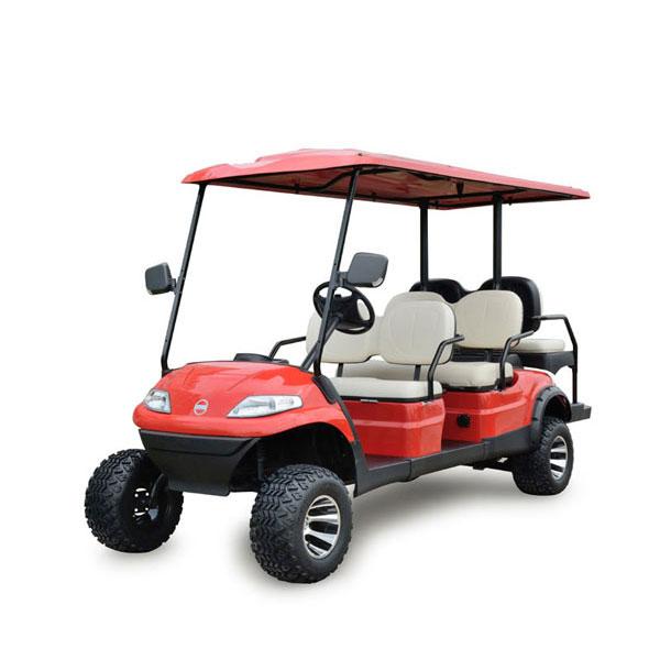 Xe điện sân Golf kiểu dáng cao