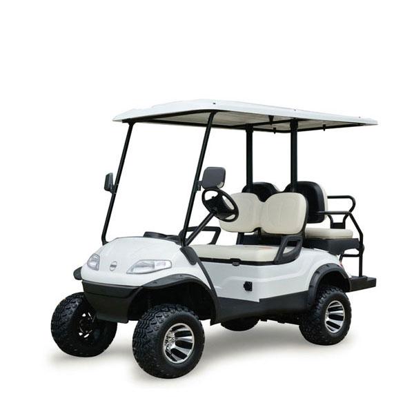 Mẫu xe điện sân Golf tiết kiệm nhiên liệu