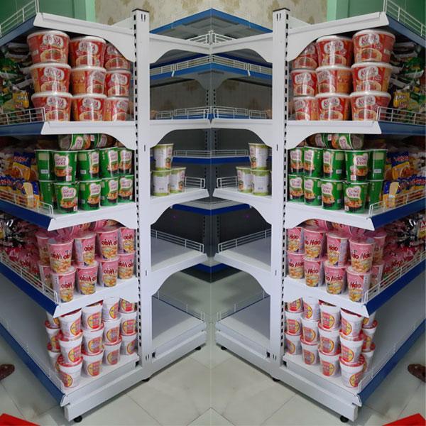 lưu ý khi lựa chọn kệ siêu thị