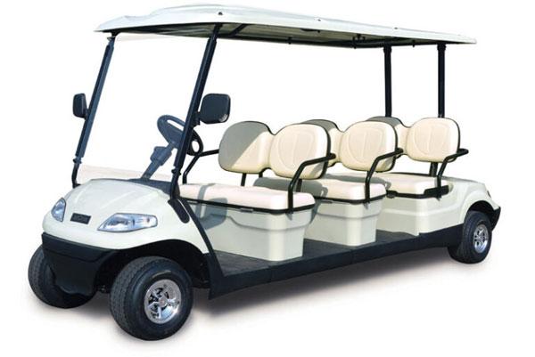 Xe điện chở khách 6 chỗ
