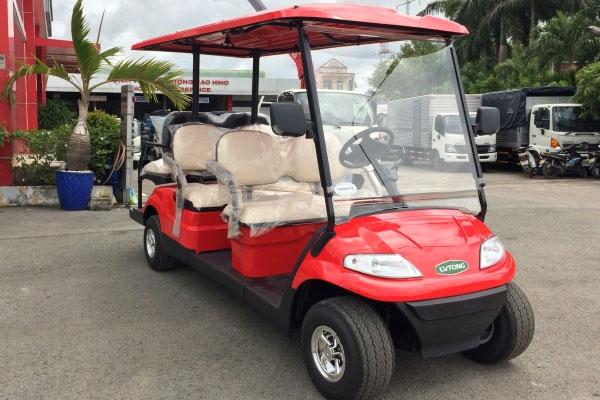 Báo giá xe điện sân golf cũ