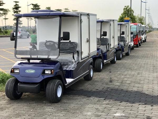 Đánh giá cao xe tải điện chở