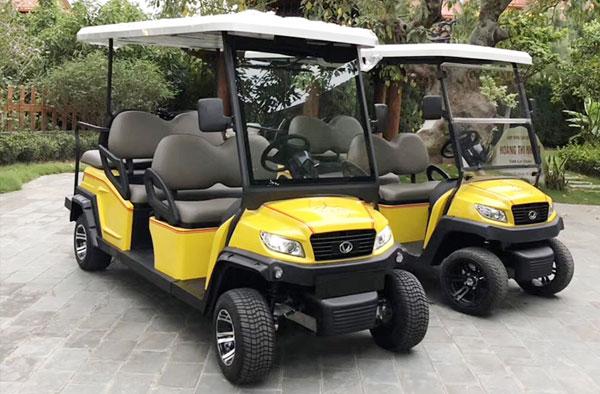 Địa điểm uy tín để mua xe ô tô điện sân golf mới và cũ