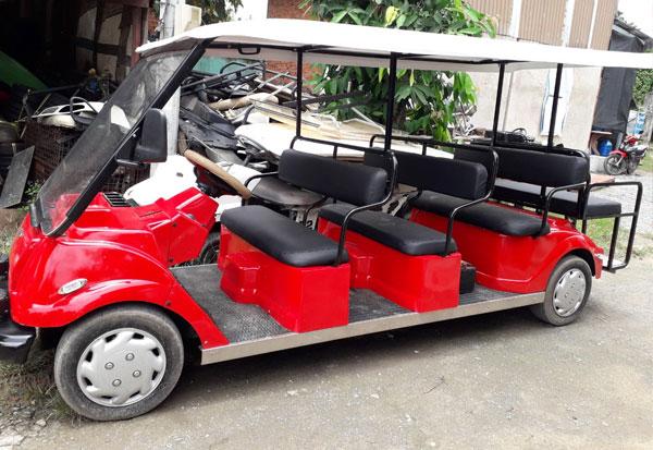 Lợi ích khi sử dụng xe ô tô điện sân golf