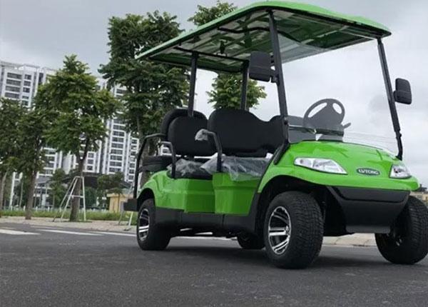Mẫu xe điện chở khách 6 chỗ mới nhất của LVTONG