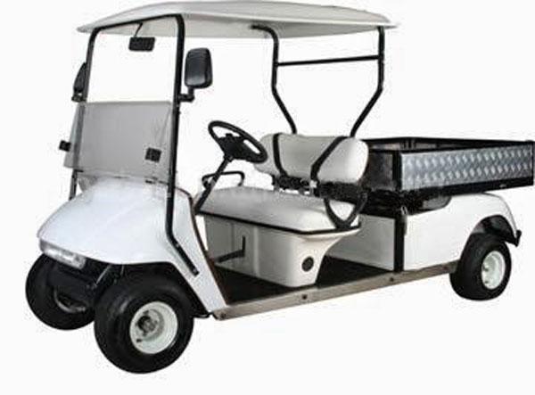 Xe điện chở hàng 4 bánh sân golf EAGLE