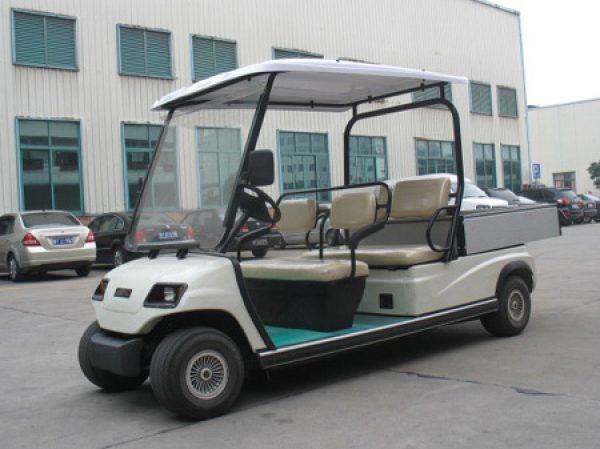 Xe điện chở hàng 4 chỗ LT-A4.H2