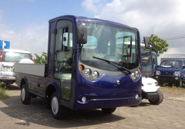 Xe ô tô tải điện đa năng 2 chỗ LT-S2.B.HP