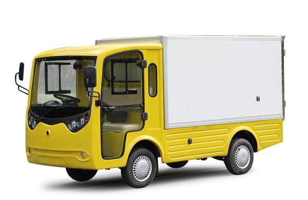 Xe tải điện chở hàng 2 chỗ LT-S2.B.HX