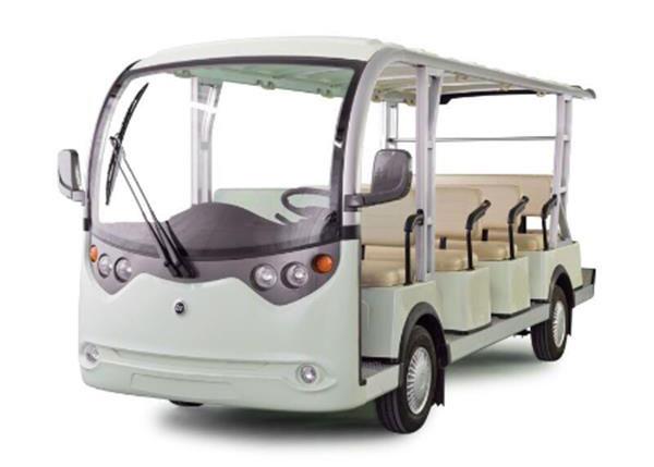 Xe buýt điện du lịch 8 chỗ ngồi LT-S8