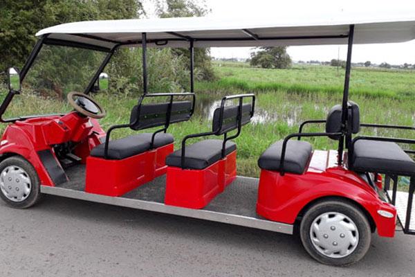 Nên mua xe ô tô điện sân golf mới hay cũ?