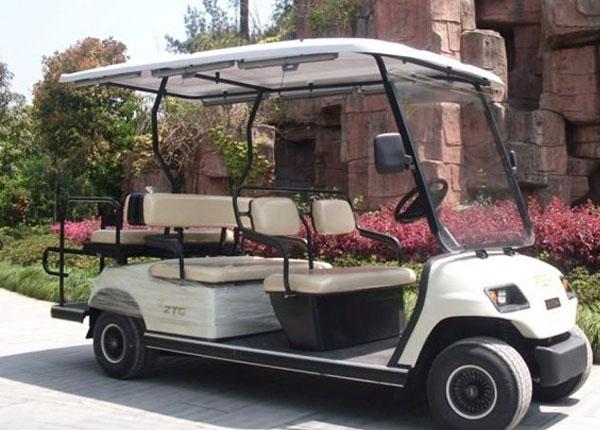 Xe điện chở khách LVTONG