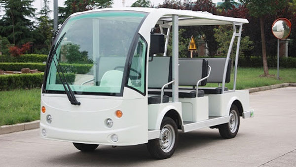 Xe điện chở khách du lịch 8 chỗ MARSHELL