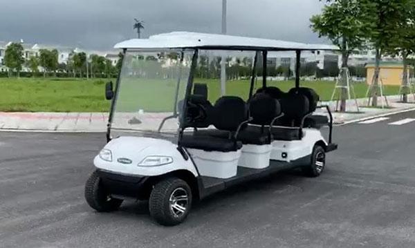 Xe ô tô điện chở khách du lịch 8 chỗ LT-A627.6+2