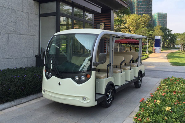 Xe điện chở khách du lịch 11 chỗ LT-S11