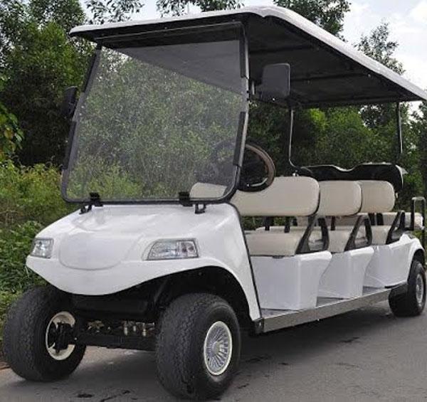 Xe ô tô điện sân golf loại cũ