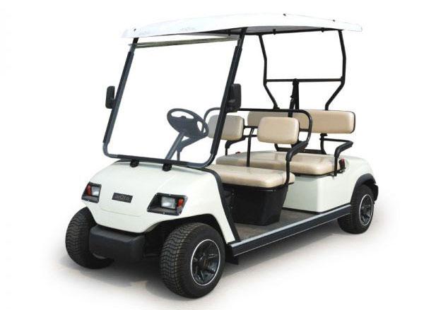 Xe ô tô điện sân golf 4 chỗ  A 4ST